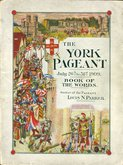 York Pageant 1909: book of words