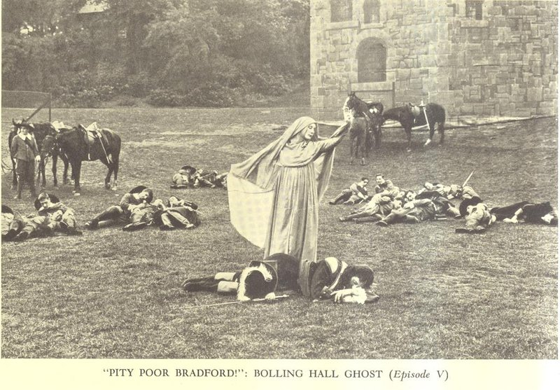 Bolling Hall Ghost