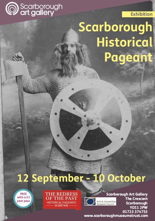 Scarborough Historical Pageant Exhibition Poster