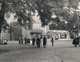 Bury St Edmunds pageant 1959