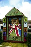 Buxton, The Buxton Wells Dressing during the Olympic Games in 2012.