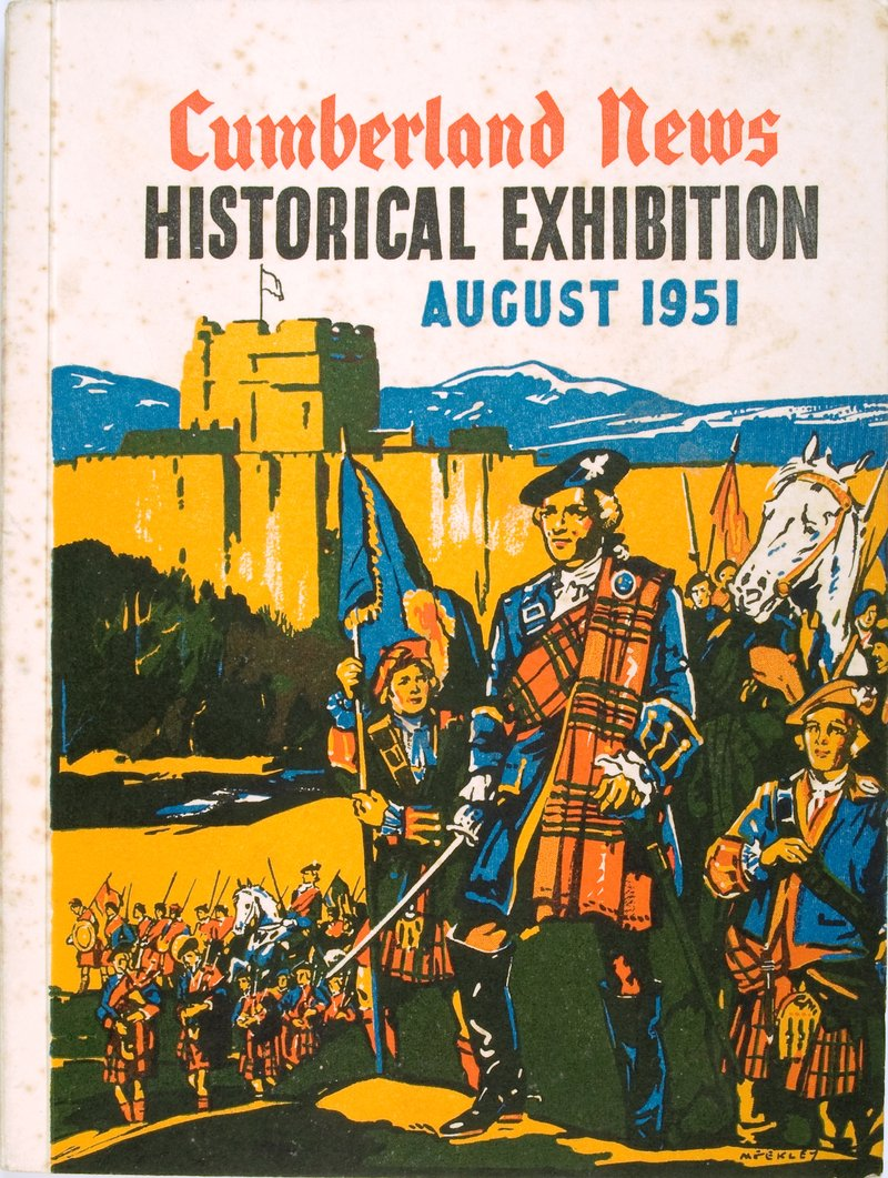 Carlisle Civic Week, 1951: Historical Exhibition Brochure
