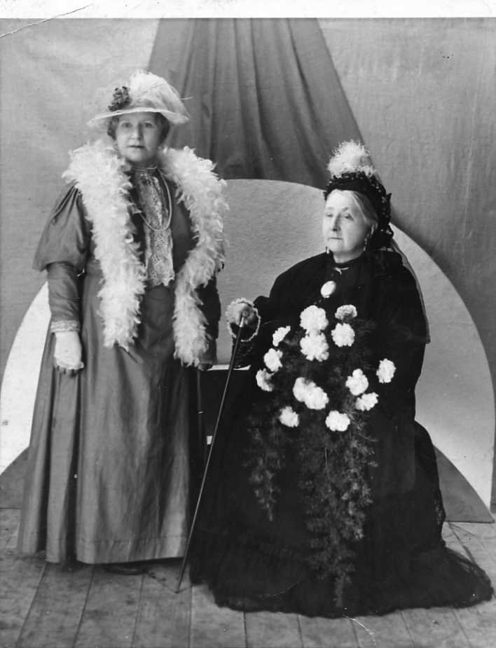 Manchester Pageant 1938: Queen Victoria