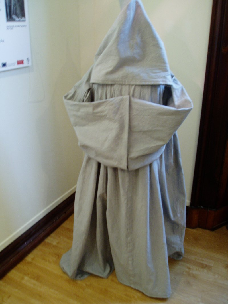 Scarborough Exhibition: Friar's costume