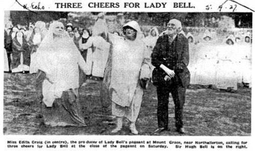 Three Cheers for Lady Bell - Northern Echo
