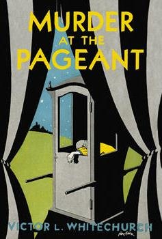 Murder at the pageant cover
